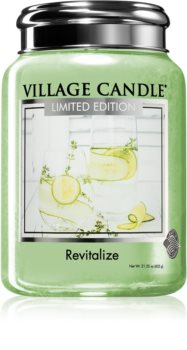 Village Candle Spa Collection Revitalize illatos gyertya