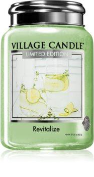 Village Candle Spa Collection Revitalize lumânare parfumată