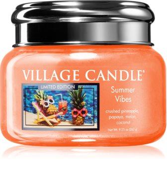 Village Candle Summer Vibes ароматна свещ