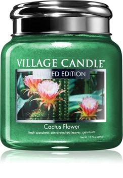 Village Candle Cactus Flower candela profumata