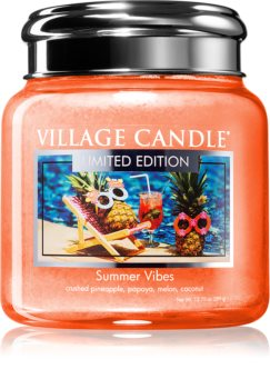 Village Candle Summer Vibes aроматична свічка