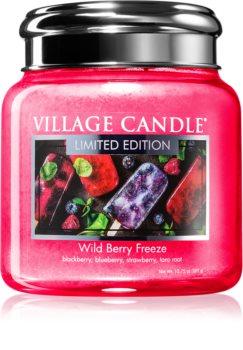 Village Candle Wild Berry Freeze ароматна свещ