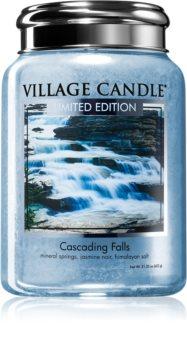 Village Candle Cascading Falls Tuoksukynttilä
