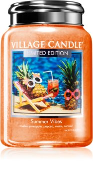 Village Candle Summer Vibes scented candle