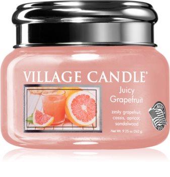 Village Candle Juicy Grapefruit Duftkerze