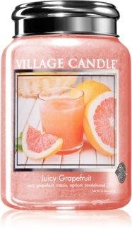 Village Candle Juicy Grapefruit lumânare parfumată