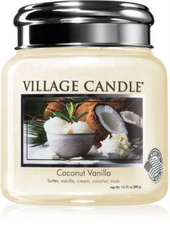 Village Candle Coconut Vanilla lumânare parfumată
