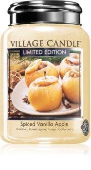 Village Candle Spiced Vanilla Apple geurkaars