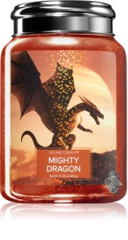 Village Candle Mighty Dragon scented candle