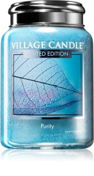 Village Candle Purity ароматна свещ