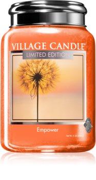 Village Candle Empower illatos gyertya