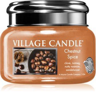 Village Candle Chestnut Spice illatos gyertya