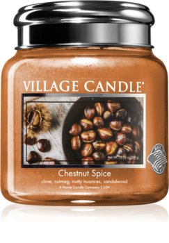 Village Candle Chestnut Spice aроматична свічка