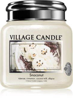 Village Candle Snoconut scented candle