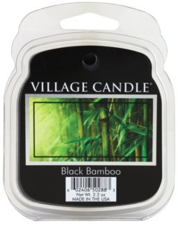 Village Candle Black Bamboo vosk do aromalampy 62 g