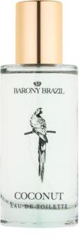 Village Barony Brazil Coconu Eau de Toilette hölgyeknek