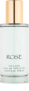 Village Rose Eau de Toilette da donna