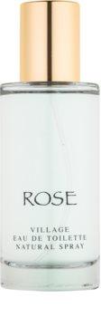 Village Rose Eau de Toilette pentru femei