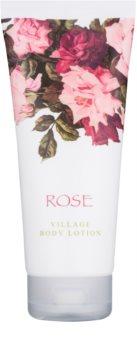 Village Rose lapte de corp pentru femei