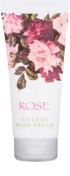Village Rose krema za ruke za žene