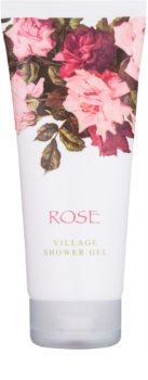 Village Rose gel de douche pour femme
