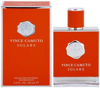 Vince Camuto Solare Eau de Toilette pentru bărbați