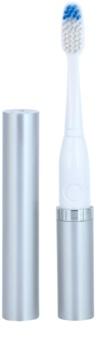 Violife Slim Sonic Silver escova de dentes sónica elétrica com cabeça de reposição