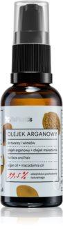 Vis Plantis Care Oils aceite de argán para cara, cuerpo y cabello