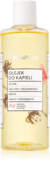 Vis Plantis Herbal Vital Care Rose & Cottonseed Oil koupelový olej