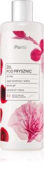 Vis Plantis Herbal Vital Care Camelia Oil + Cherry tisztító tusoló gél mindennapi használatra