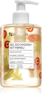 Vis Plantis Herbal Vital Care Oak Bark & Cranberry gel lavant doux pour les parties intimes