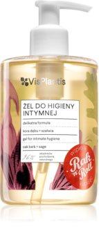 Vis Plantis Herbal Vital Care Oak Bark & Sage нежен измиващ гел за интимните части