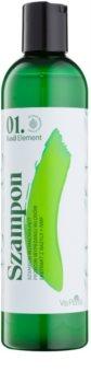 Vis Plantis Basil Element stärkendes Shampoo gegen Haarausfall