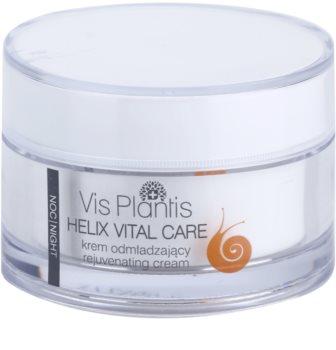 Vis Plantis Helix Vital Care Rejuvenating Night Cream With Snail Extract