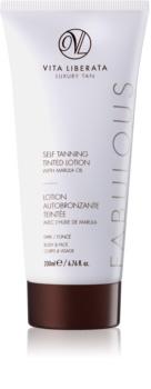 Vita Liberata Fabulous Self Tanning Tinted Lotion тониращ автобронзантен крем големи опаковки