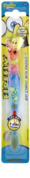 VitalCare SpongeBob escova com temporizador para crianças soft
