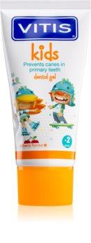 Vitis Kids otroški gel za zobe