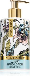 Vivian Gray Wild Flowers pečující krém na ruce