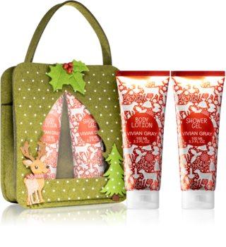 Vivian Gray Red Christmas coffret cadeau pour femme