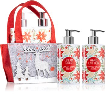 Vivian Gray Glittering Christmas Cosmetic Set For Women
