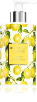 Vivian Gray Refreshing Citrus flüssige Cremeseife