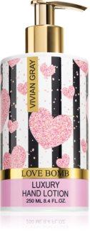 Vivian Gray Love Bomb crema trattante per le mani