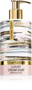 Vivian Gray Temptation sapone liquido in crema