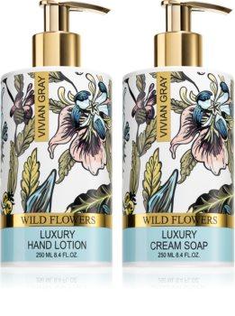 Vivian Gray Wild Flowers coffret cadeau XIV. pour femme