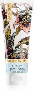 Vivian Gray Wild Flowers лосион-грижа за тяло