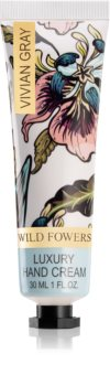 Vivian Gray Wild Flowers crema di lusso per le mani