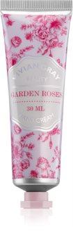Vivian Gray Naturals Garden Roses подхранващ крем за ръце