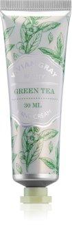 Vivian Gray Naturals Green Tea crema de maini cu textura fina
