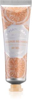 Vivian Gray Naturals Orange Blossom crème nourrissante mains