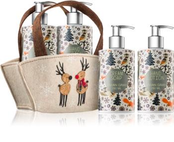 Vivian Gray Natural Christmas kozmetični set I.